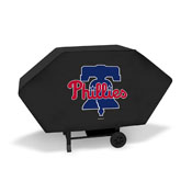 Phillies Executive Grill Cover (Black)