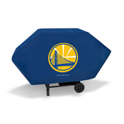 Golden State Warriors Executive Grill Cover (Blue)