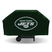 New York Jets Economy Grill Cover  (Black)