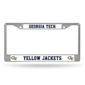 Georgia Tech Chrome Frame