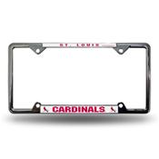 St Louis Cardinals Ez View Chrome Frame