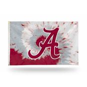 Alabama University - Tie Die Design - Banner Flag (3X5)