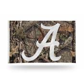Alabama University / Mossy Oak Camo Break-Up Country Banner Flag (3X5)