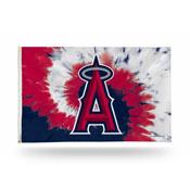 Angels - Tie Die Design - Banner Flag (3X5)
