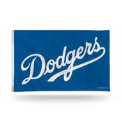 Dodgers Script Banner Flag