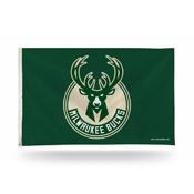 Milwaukee Bucks Banner Flag