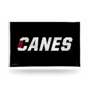 Hurricanes Banner Flag W/