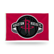 Rockets - Global Logo - 3X5 Banner Flag