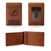 Lightning  Premium Leather Front Pocket Wallet
