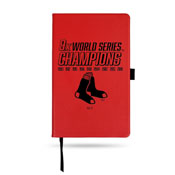Boston Red Sox LESPD Engraved Small Notepad - 9 Time World Series Champs