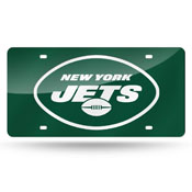 Jets Laser Cut Tag