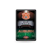 Auburn 11X17 Large Embossed Metal Wall Sign