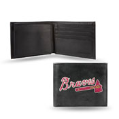 Atlanta Braves Embroidered Billfold-1