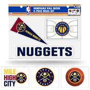 Nuggets Removable Wall Decor Set (8.5