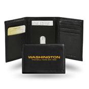Washington Football Team Embroidered Tri-Fold Wallet