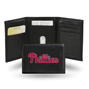 Phillies Embroidered Trifold