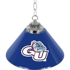 Gonzaga University 14 Inch Single Shade Bar Lamp