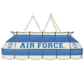 Air Force Falcons 40 Inch Stained Glass Billiard Light