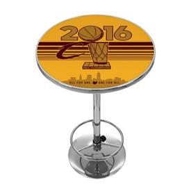 Cleveland Cavaliers 2016 NBA Champions Chrome Pub Table