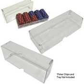 Clear Acrylic Chip Rack Cover