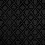 Suited Speed Cloth Black Poker Table Felt