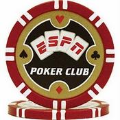 ESPNR Poker Club Professional 11.5g Poker Chips