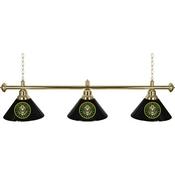 Symbol 3 Shade Billiard  - 60 inchesUS Army lamp 3 shade lamp billiard table lamp