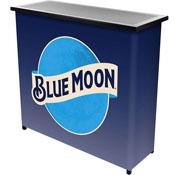 Blue Moon Portable Bar with Case