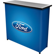 Ford Portable Bar with Case - Ford Oval