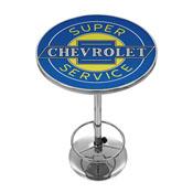 Chevrolet Chrome Pub Table - Super Service