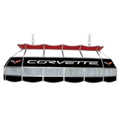 Corvette C6 Stained Glass 40 inch Lighting Fixture