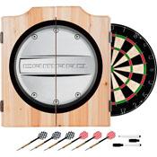 Camaro Dart Cabinet Includes Darts and Board