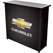 Chevrolet Portable Bar with Case