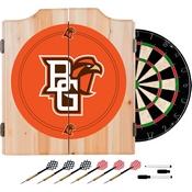 Bowling Green State University Wood Dart Cabinet