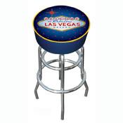 Las Vegas Padded Bar Stool - Made In USA