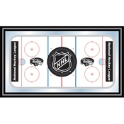 Rink Mirror with NHL Shield Logo