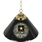 Digital Camo Single US Army lamp 3 shade lamp billiard table lamp dining room lamp