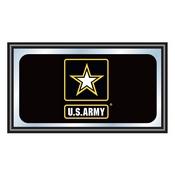 Framed Logo Mirror US Army mirror gameroom mirror parlor mirror