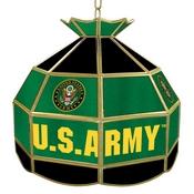 Symbol 16 inch Tiffany US Army lamp 3 shade lamp billiard table lamp dining room lamp gameroom lamp