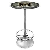 Chrome Pub TableUS Army pub table bar table