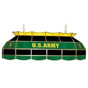 Symbol 40 inch Tiffany US Army lamp 3 shade lamp billiard table lamp