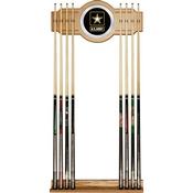 Billiard Cue Rack  MirrorUS Army Cue Rack