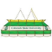 Colorado State University Stained Glass 40 In Billiard Lamp