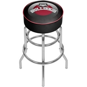 University of Georgia Padded Swivel Bar Stool - Honeycomb