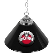 University of Georgia 14 Inch Single Shade Bar Lamp - Honeycomb