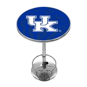 University of Kentucky Chrome Pub Table - Fade