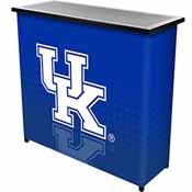 University of Kentucky Reflection Portable Bar with Case