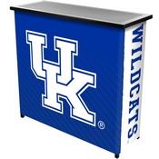 University of Kentucky Portable Bar with Case - Text
