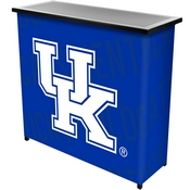 University of Kentucky Portable Bar with Case - Wordmark