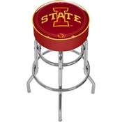 Iowa State University Padded Bar Stool